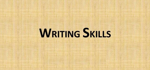 Как улучшить свои навыки писателя