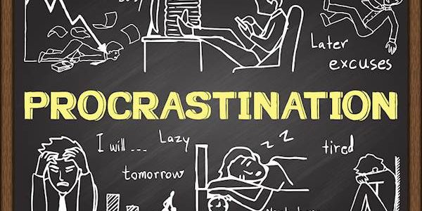 How to Stop Procrastinating and Successfully Land Academic Writing Jobs Online: Part I