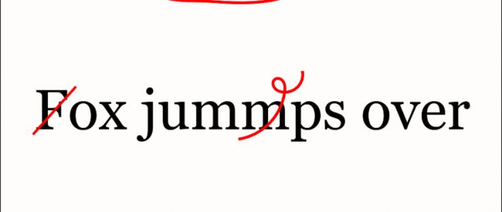 How to Proofread Effectively