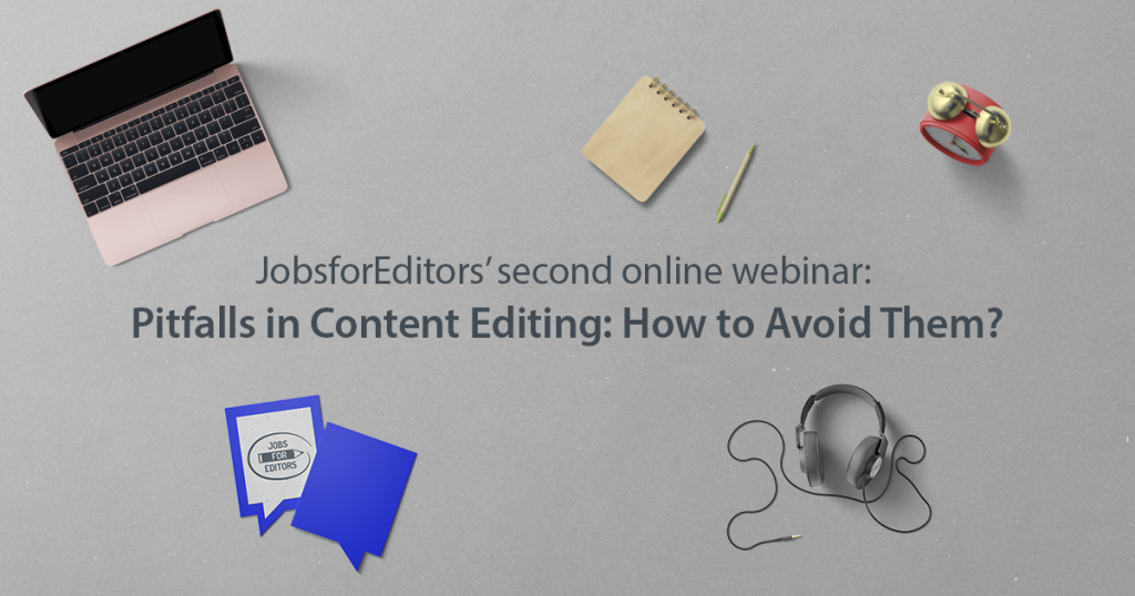 Pitfalls in Content Editing: How to Avoid Them?