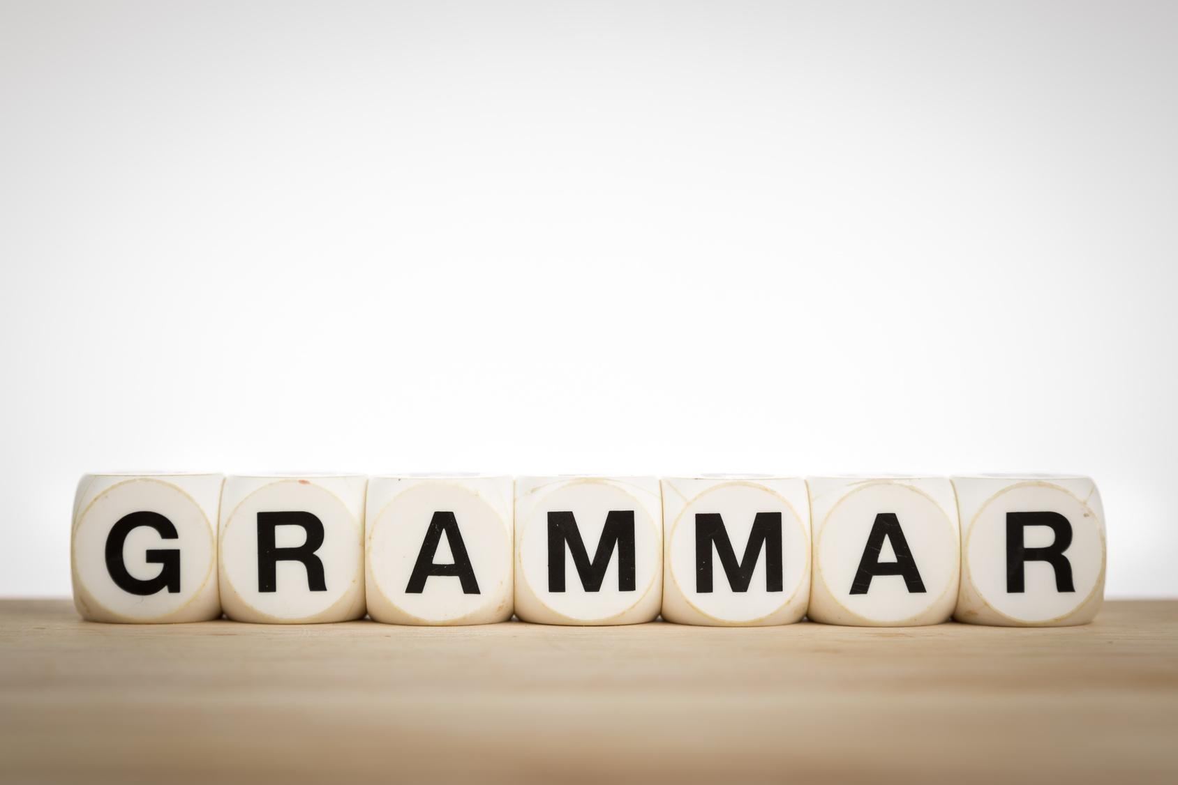 Grammar Sempurna Adalah untuk Sissies Penjualan
